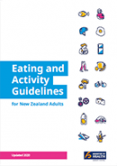 Eating and Activity Guidelines for New Zealand Adults.