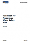 Handbook for Preparing a Water Safety Plan.