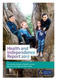 Health and Independence Report 2017