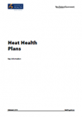 Heat Health Plans.