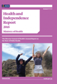 Health and Independence Report 2015