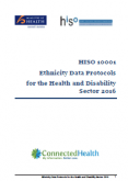 Ethnicity Data Protocols for the Health and Disability Sector 2016.