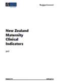 New Zealand Maternity Clinical Indicators 2017.