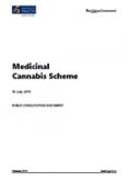 Medicinal Cannabis Scheme.