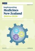 Implementing Medicines New Zealand 2015 ot 2020
