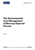 The Environmental Case Management of Mercury-Exposed Persons.