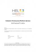 National Infrastructure Platform Services.