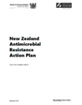 New Zealand Antimicrobial Resistance Action Plan: Year one progress report