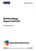 Methodology Report 2017/18: New Zealand Health Survey.