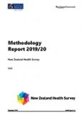 Methodology Report 2019/20: New Zealand Health Survey.