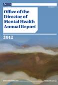 ODMH annual report cover