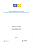 Review of tobacco control services cover