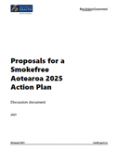 Proposals for a Smokefree Aotearoa 2025 Action Plan.