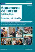 Statement of Intent cover image