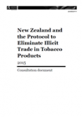 New Zealand and the Protocol to Eliminate Illicit Trade in Tobacco Products