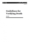 Guidelines for Verifying Death.